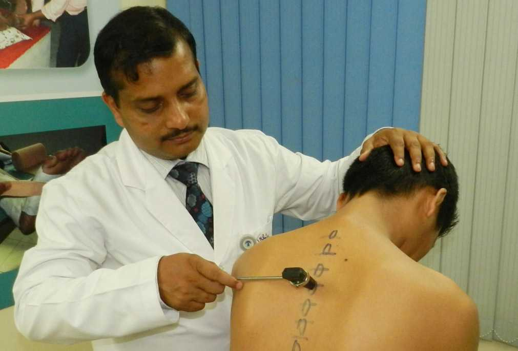 Healing Hands Manual Therapy Of The Thoracic Region By Prof