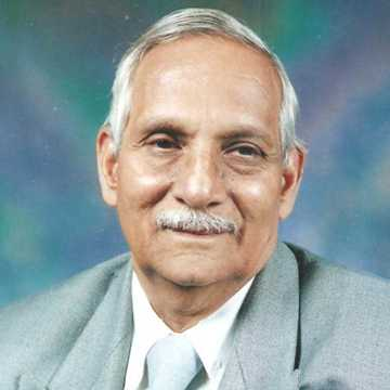 Late Prof. M. G. Mokashi